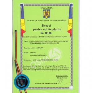 brevet inventie soi plante albioana